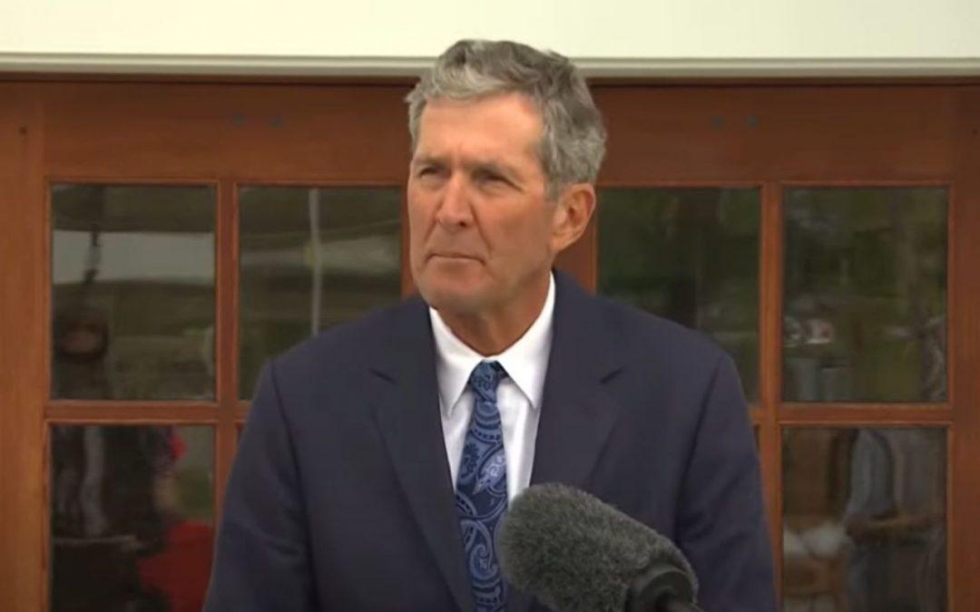BREAKING: Manitoba Premier Brian Pallister will not seek re-election0 (0)