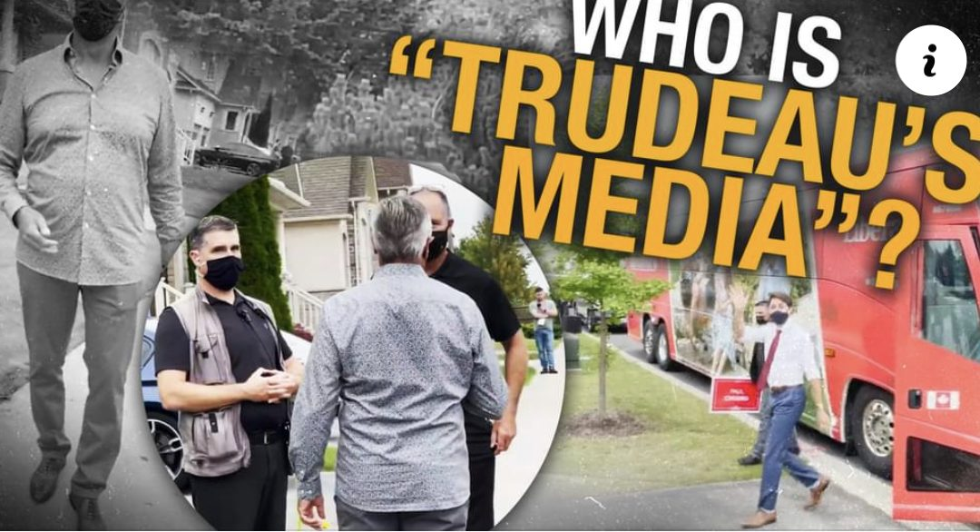 Trudeau's press gatekeeper says only 'his media' can ask questions0 (0)