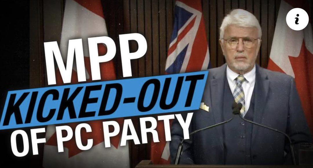 No jab, no job: Premier Ford set to expel MPP Rick Nicholls for not taking vaccine5 (1)